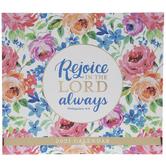 Rejoice In The Lord Always Calendar