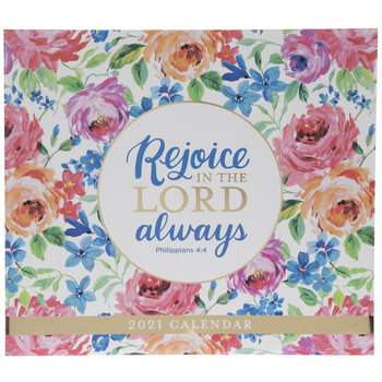 Rejoice In The Lord Always Calendar