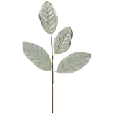 Champagne Magnolia Leaf Pick