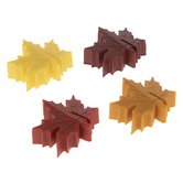 Leaves Silicone Stemware Charms
