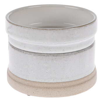 White Speckled Fragrance & Candle Warmer