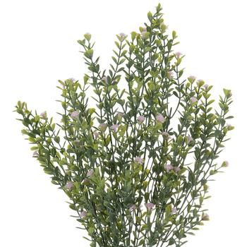 Plastic Flower Bush