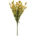 Yellow Berry & Wildflower Bush