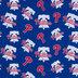 MLB Philadelphia Phillies Cotton Fabric
