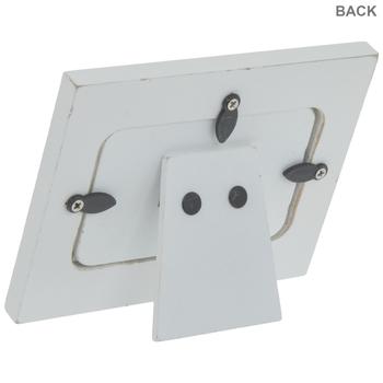 Wood Frame Place Card Holder