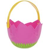 Cracked Egg Easter Basket