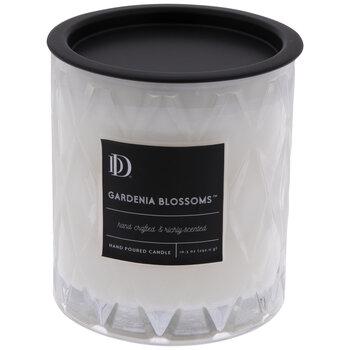 Gardenia Blossoms Jar Candle
