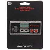 Nintendo Controller Iron-On Applique