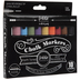 Earth Tones Chalk Markers - 10 Piece Set