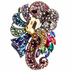 Magnificent Rhinestone Brooch