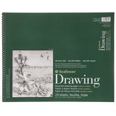 "Strathmore 400 Series Recycled Drawing Pad - 14"" x 17"""