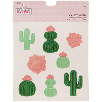 Succulent Candy Mold
