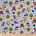Forest Friends Cotton Calico Fabric