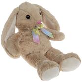 Bunny With Ribbon Bow Plush
