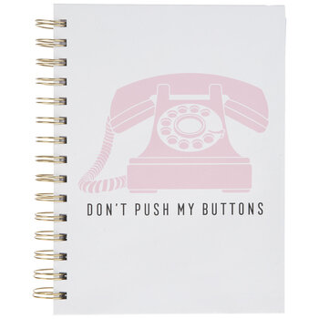 Push My Buttons Telephone Journal