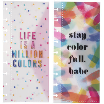 Confetti Happy Planner Half-Sheet Envelopes