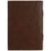 Brown Leather & Studs Sketchbook