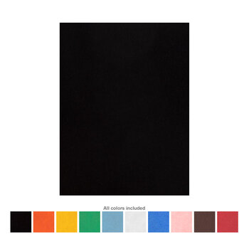 "Standard Pacon Tru-Ray Sulphite Construction Paper Pack - 9"" x 12"""