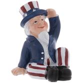 Sitting Uncle Sam
