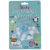 Sticky Snowball Wall Creepers