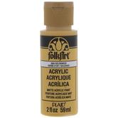 Goldenrod FolkArt Acrylic Paint