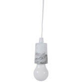 Marble Hanging LED Rope Light