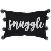 Snuggle Pom Pom Pillow