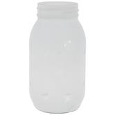 Whitewash Mason Jar