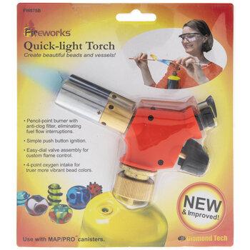 Self-Igniting Torch Head