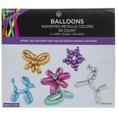 Metallic Sculpture Balloons