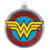 Wonder Woman Logo Ornament
