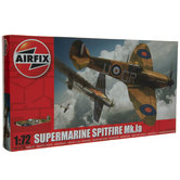 Supermarine Spitfire Fighter Plane Model Kit