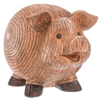Distressed Pig