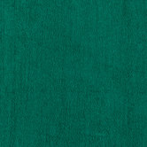 Hunter Green Terry Cloth Fabric