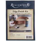 Leather Edge Finish Kit