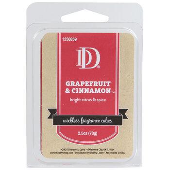 Grapefruit & Cinnamon Fragrance Cubes