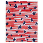 "Stars & Stripes Scrapbook Paper - 8 1/2"" x 11"""
