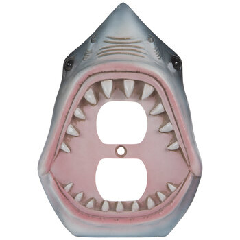 Shark Outlet Cover