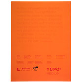 "Yupo Medium Paper Pad - 9"" x 12"""