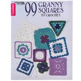 99 Granny Squares To Crochet