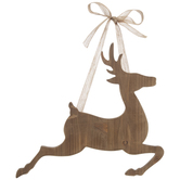 Reindeer Wreath Embellishment