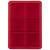Red Ice Cube Tray