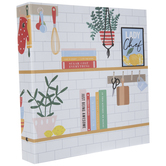 Lady Chef Recipe Organizer