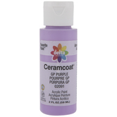 GP Purple Ceramcoat Acrylic Paint