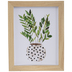 Branches In Pot Framed Wall Decor