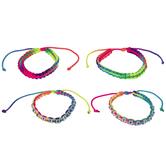 Multi-Color Best Friend Braided Bracelets