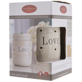 Live Laugh Love Fragrance Warmer
