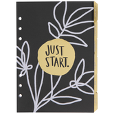 Just Start Undated Planner Inserts - 12 Months