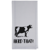 Herd That Kitchen Towel