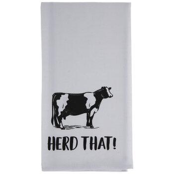 Herd That Kitchen Towel